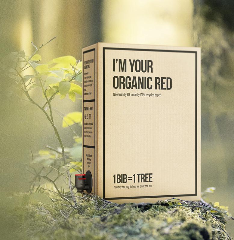 I'm Your Organic Wine